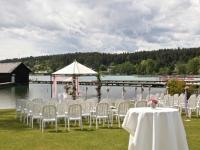 Hochzeit Cafe Restaurant Seerose Klopeiner See
